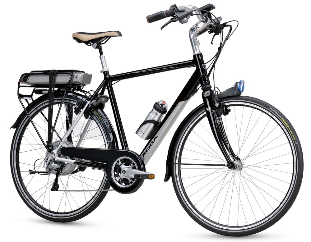 Koga // Bikes > E-bikes > Collection 2014