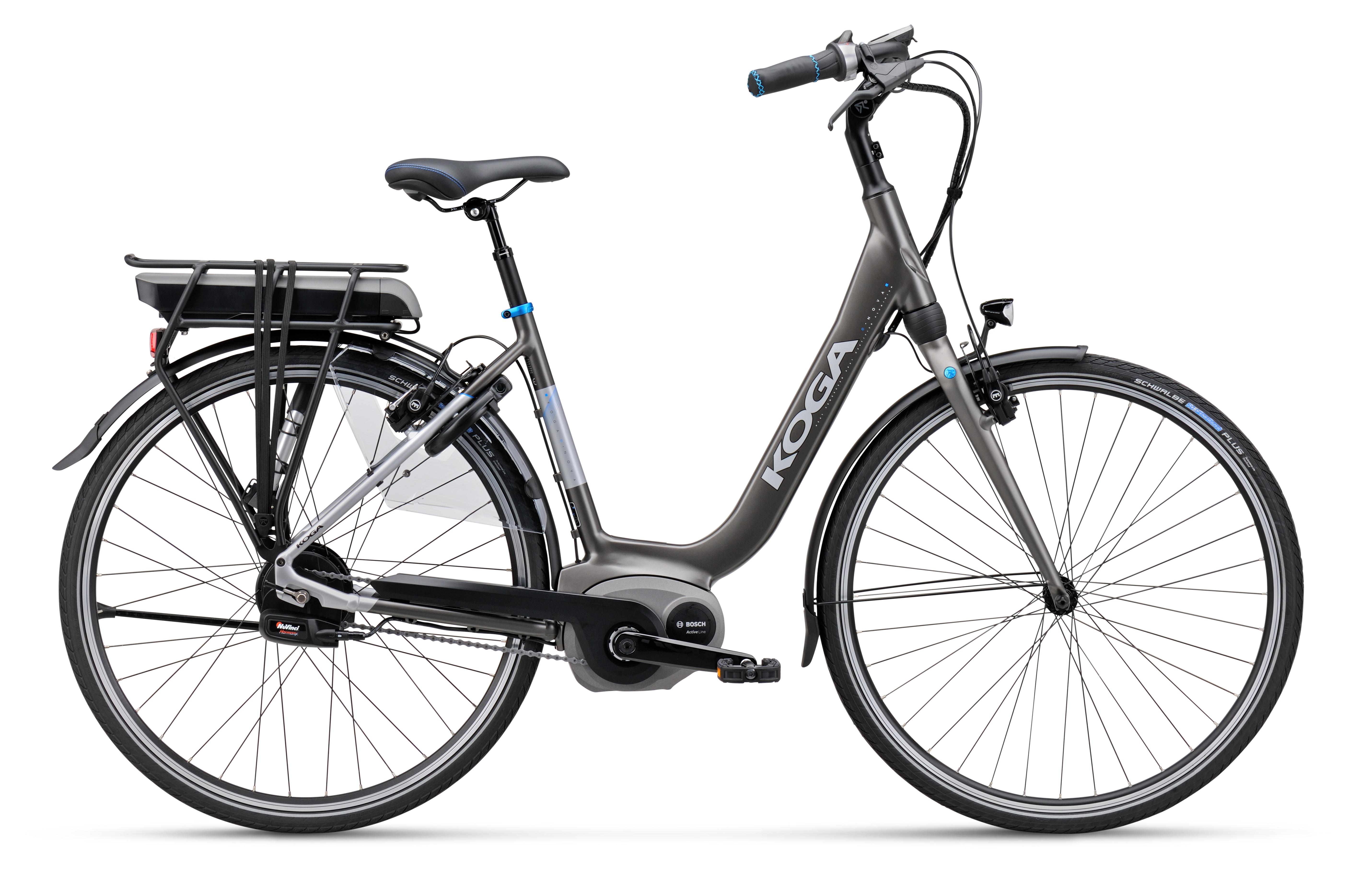 Koga // Bikes > E-bikes > Collection 2016