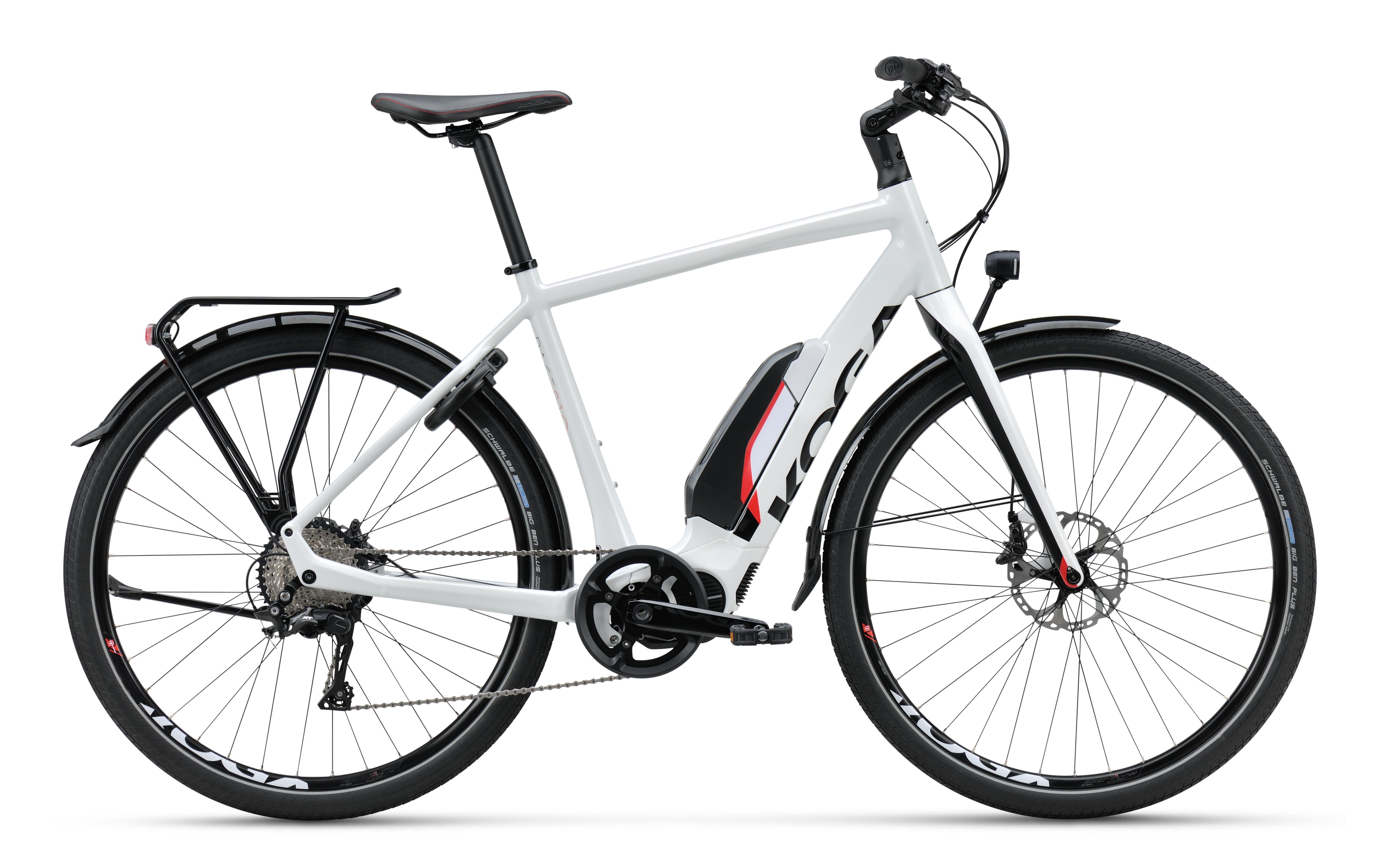 Lichte Elektrische Fiets : Koga elektrische fietsen collectie