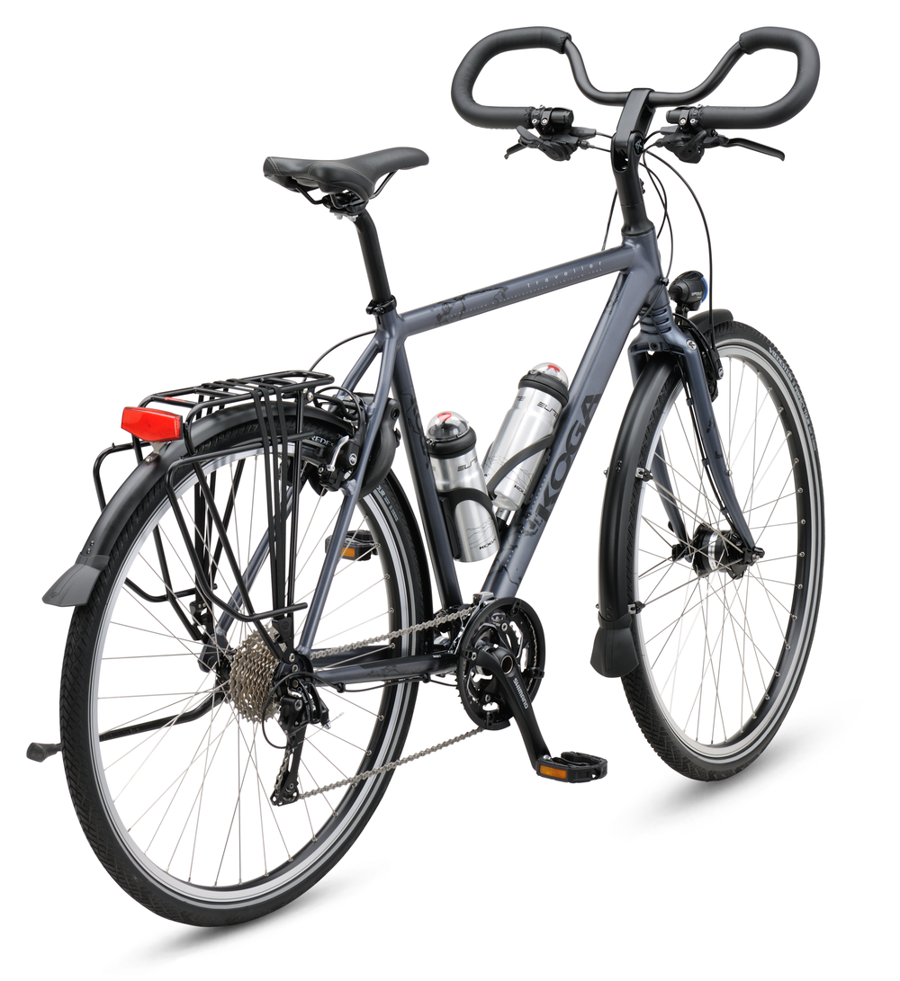 Koga Miyata  Inch World Traveller Touring Bike