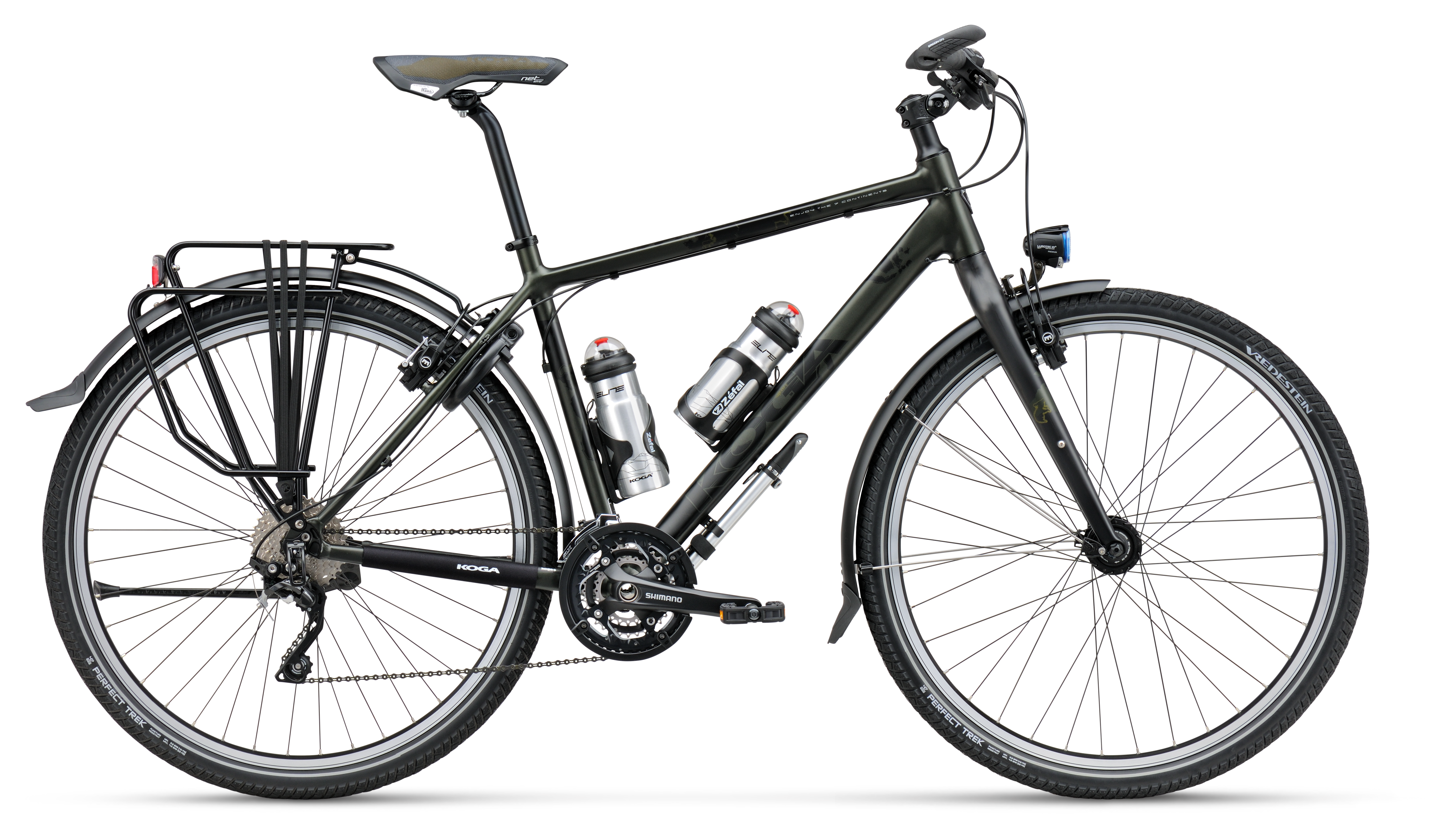 Koga Trekkking Bikes Collection 2016