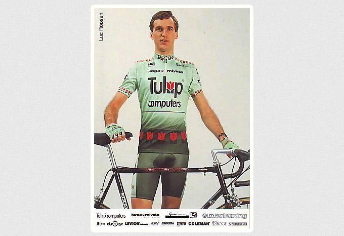Luc Roosen wint Tour de Suisse 1991